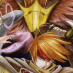 2 Masters webcomic banner image