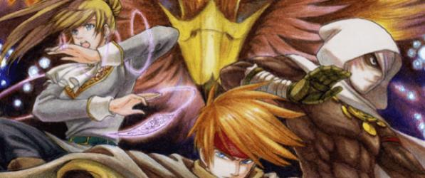 2 Masters webcomic banner image