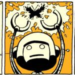 The Intrepid Girlbot webcomic
