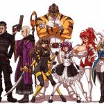 Spinnerette webcomic banner image