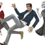 Wilde Life webcomic banner image