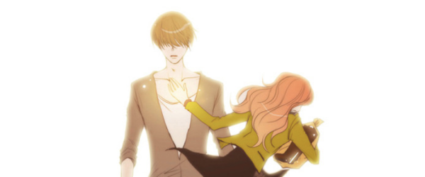 unTouchable (언터처블) webcomic banner image