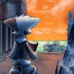 Dreamkeepers webcomic banner image