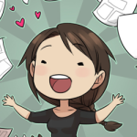 Miki's Mini Comics webcomic banner image