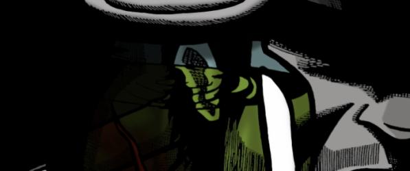 Blood and Smoke webcomic banner image