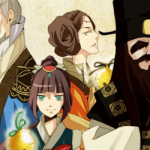 Divine Bells (신령) webcomic banner image