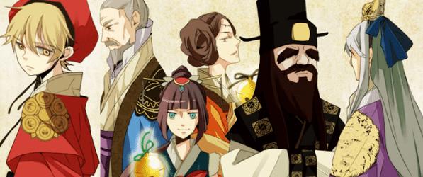 Divine Bells (신령) webcomic banner image
