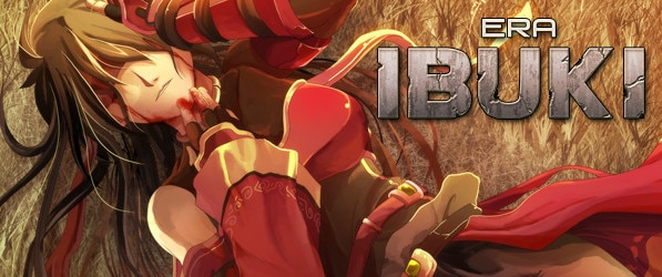 ERA – Ibuki webcomic banner image