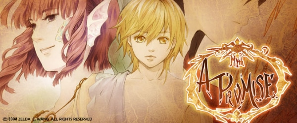 MYth: A Promise webcomic banner image