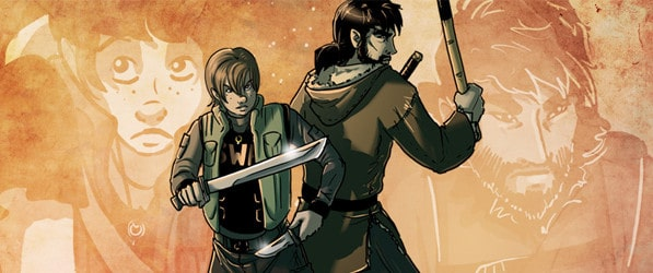 What it Takes webcomic banner image