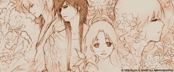 MYth: My Seasons webcomic banner image