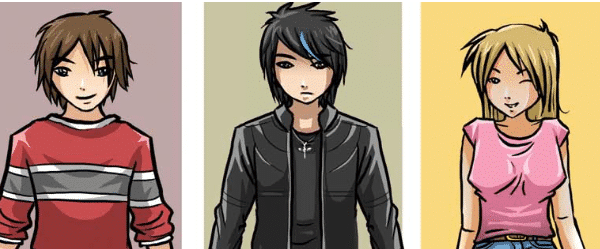 Youth these Days webcomic banner image