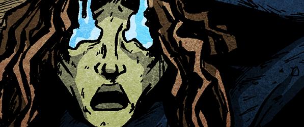GOLIATH webcomic banner image
