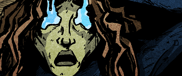 GOLIATH webcomic banner image