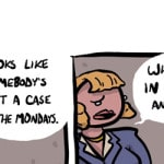 Total Rando webcomic banner image