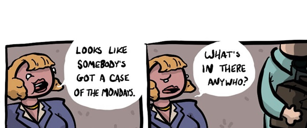 Total Rando webcomic