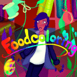 Food Coloring webcomic