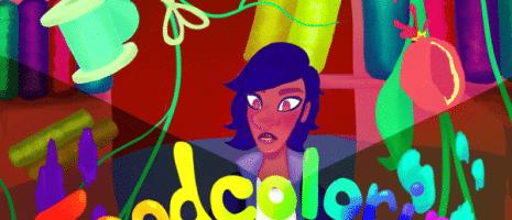 Food Coloring webcomic
