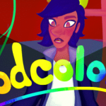 Food Coloring webcomic banner image
