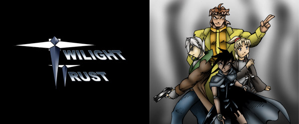 Twilight Trust webcomic banner image