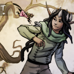 Chirault webcomic banner image