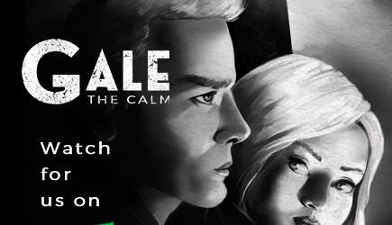 Gale webcomic banner image