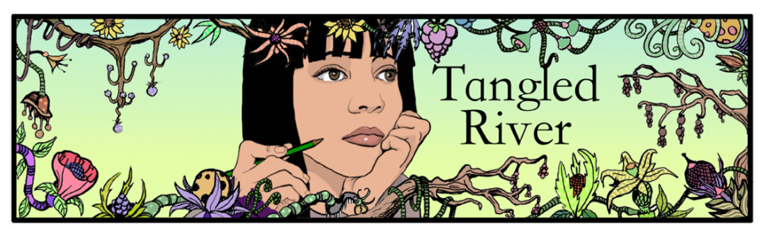Tangled River webcomic banner image