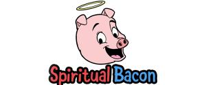 Spiritual Bacon webcomic banner image