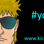 Kickman webcomic banner image