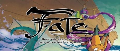Fate webcomic