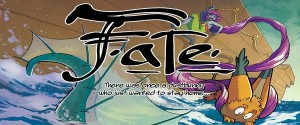 Fate webcomic banner image
