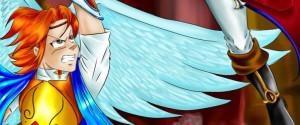 Angel Guardian webcomic banner image