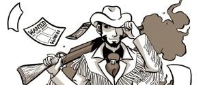 Silver webcomic banner image