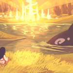 Suihira: The City of Water webcomic banner image