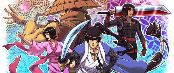 No Need for Bushido webcomic banner image