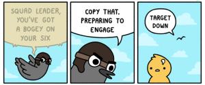 Safely Endangered webcomic banner image