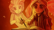 Ava's Demon webcomic banner image