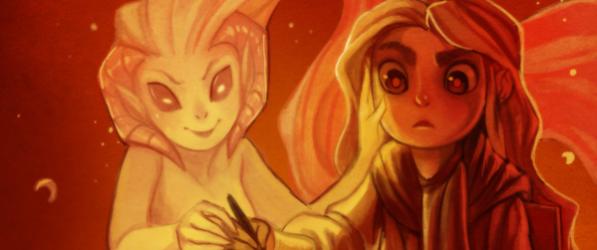 Ava's Demon webcomic