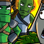 The Misadventures of Buddy and Friend webcomic banner image