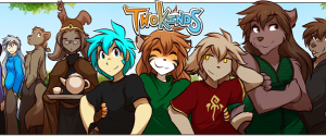 Twokinds webcomic banner image
