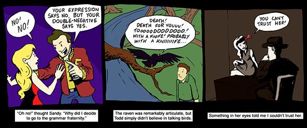 Saturday Morning Breakfast Cereal webcomic