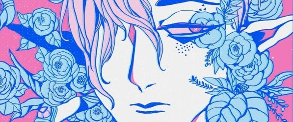 Sophia and Frederick webcomic banner image