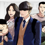 Lookism (외모지상주의) webcomic banner image
