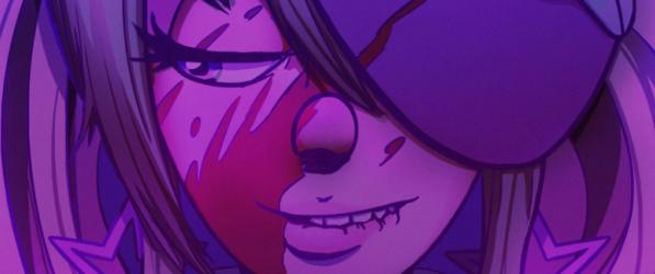 Teach Me To Kill webcomic banner image