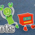 RGBots webcomic banner image