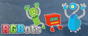 RGBots webcomic