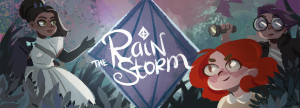The Rainstorm webcomic banner image