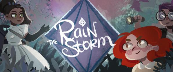 The Rainstorm webcomic