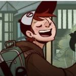 Dead City webcomic