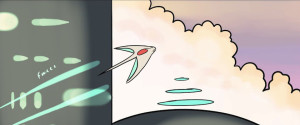Star Trip webcomic banner image